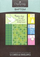 Boxed Cards Baptism: New Life