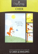 Boxed Cards Cheer: Forest Friends