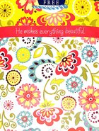 Gift Bag Medium: Flowers Rejoice (Incl Tissue Paper & Gift Tag) Stationery
