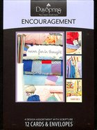 Boxed Cards Encouragement: Made For You