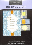 Boxed Cards Encouragement: Scriptural Patterns Box