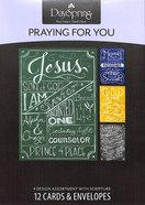 Boxed Cards Praying For You: Names of Jesus