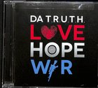 Love Hope War CD