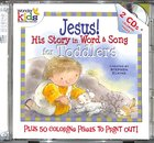 Jesus: His Story in Word and Song CD