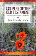 Couples of the Old Testament (Lifeguide Bible Study Series) Paperback