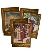 Dlc A2: How We Got the Bible Ages 7-9 (Bible Cards) (Discipleland Level 2, Ages 7-9, Qtrs Abcd Series)