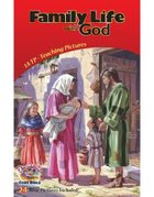 Dlc A1: Family Life With God Teaching Pictures Ages 6-8 (Discipleland Level 1, Ages 6-8, Qtrs Abcd Series)
