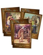 Dlc B2: Why We Got the Bible Bible Cards Ages 7-9 (Discipleland Level 2, Ages 7-9, Qtrs Abcd Series)