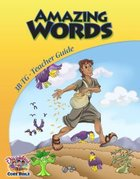 Dlc B3: Amazing Words Teacher's Guide Ages 8-10 (Discipleland Level 3, Ages 8-10, Qtrs Abcd Series)