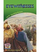 Dlc A4: Eyewitnesses Teaching Pictures Ages 9-11 (Discipleland Level 4, Ages 9-11, Qtrs Abcd Series)