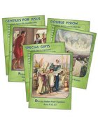 Dlc B4: Powerful Messengers Bible Cards Ages 9-11 (Discipleland Level 4, Ages 9-11, Qtrs Abcd Series)