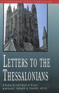Letters to the Thessalonians (Fisherman Bible Studyguide Series)
