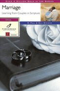 Marriage: Learning From Couples in Scripture (Fisherman Bible Studyguide Series) Paperback