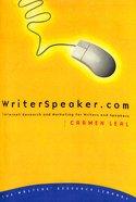 Writerspeaker.Com Paperback