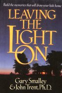 Leaving the Light on Paperback
