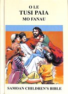 Samoan Children's Revised Bible Hardback