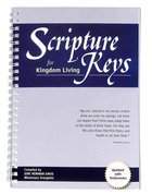 Scripture Keys For Kingdom Living Spiral