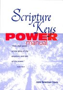 Scripture Keys Power Manual Paperback