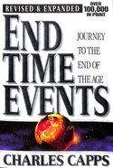 End Time Events Paperback