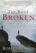 The Body Broken Paperback