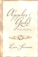 Apples of Gold Hardback