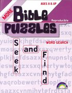 Seek and Find (More Bible Puzzles Series) Paperback
