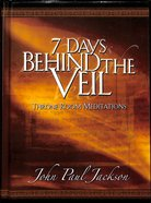 7 Days Behind the Veil Hardback