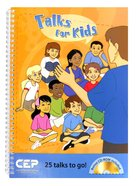Kids@Church: Talks For Kids (Bonus Cd-Rom) (Kids@church Curriculum Series) Spiral