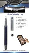 Stylus/Ballpoint Pen: Ihope Navy Stationery