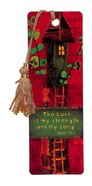 Bookmark With Tassel: My Strength and Song Stationery