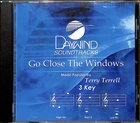 Go Close the Windows CD