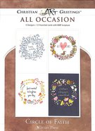 Boxed Cards: All Occasion - Circle of Faith Box