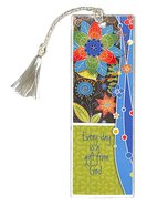 Bookmark With Tassel: Every Day is a Gift From God Stationery