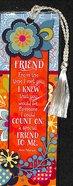 Bookmark Tassel: Friend
