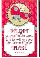 Simply Magnets: Delight Yourself in the Lord Novelty