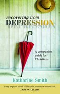 Recovering From Depression Paperback