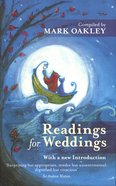 Readings For Weddings Paperback