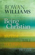 Being Christian Paperback