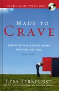 Made to Crave (Study Guide With Dvd) Pack