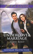 Undercover Marriage (Love Inspired Suspense Series) eBook