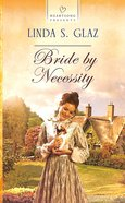 Bride By Necessity (#1097 in Heartsong Series) eBook