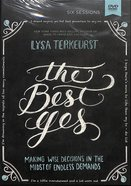 The Best Yes (Dvd And Study Guide)