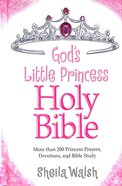 NKJV God's Little Princess Bible (Black Letter Edition) Hardback