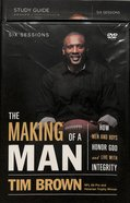 The Making of a Man (Study Guide) Paperback