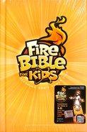 NIV Fire Bible For Kids Hardback
