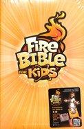 NIV Fire Bible For Kids Paperback
