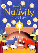 Hands-On Nativity Craft Book Paperback