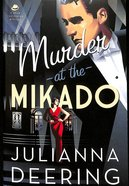 Murder At the Mikado (#03 in Drew Farthering Mystery Series) Paperback