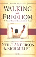 Ficc: Walking in Freedom:21 Days to Securing Your Identity in Christ Paperback