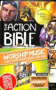 Action Bible (With Action Bible Song Cd) Pack